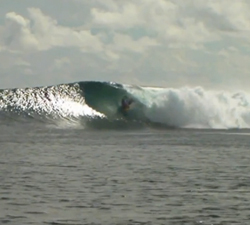 Bodyboarding, Banyak Islands