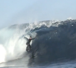 David Dominguez bodyboard