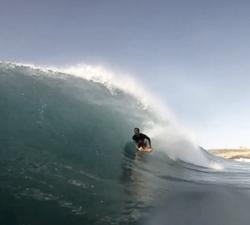 Bodyboarding in Israel