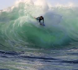 bodyboarding wipeout slab