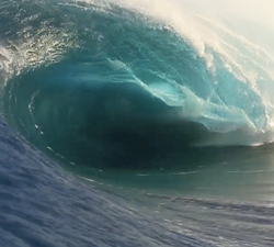 secret slab bodyboarding