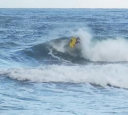 Bodyboarding Israel