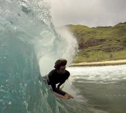 Hawaii 2010 Bodyboarding