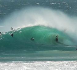 Bodyboarding south africa