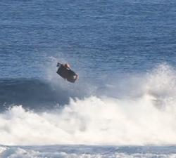 D PHIL bodyboarding
