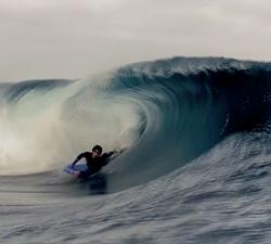 Inaqua Series bodyboarding