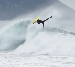 James Nymeyer Bodyboarding