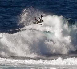 Pedro santiago bodyboarding