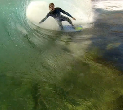 drop knee bodyboarding