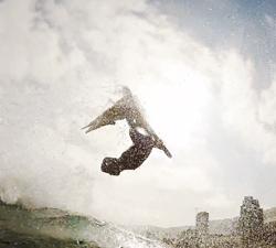Alexander Wittmann bodyboarding