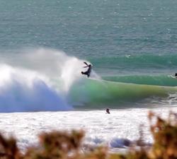 Daniel Fonseca bodyboarding
