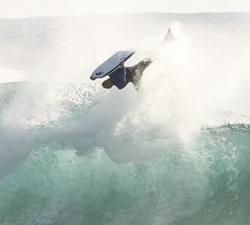 Joao Pinheiro bodyboarding