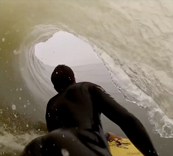Skeleton Bay bodyboarding