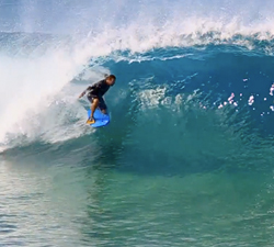 drop knee bodyboard