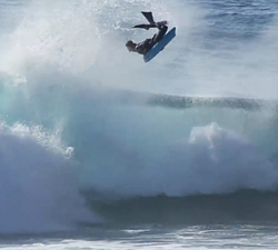 LAURENT LOPEZ bodyboarding