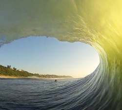 bodyboarding cave rock