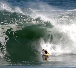 bodyboarding shock brazil