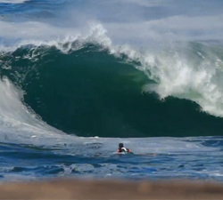 bodyboarding shock