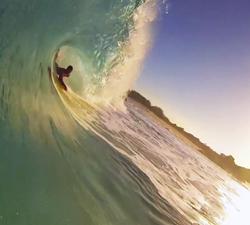 Bodyboarding big Island hawaii