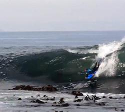 Boland Bodyboarding trial