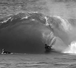 Ryan Sewell bodyboarding