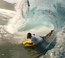 tahiti bodyboarding