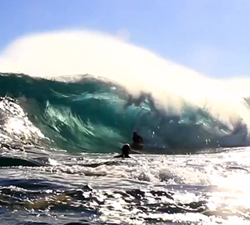 the box bodyboarding