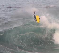 Tim Bond Bodyboarding