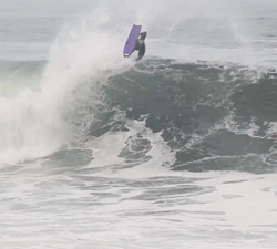 chile bodyboarding