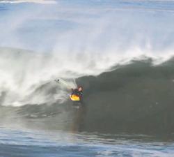Alexandre Silva bodyboarding