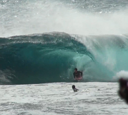 bodyboarding bowl
