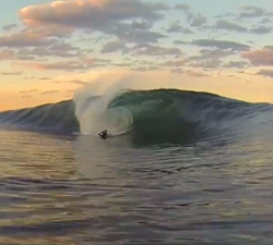 shark island lefts