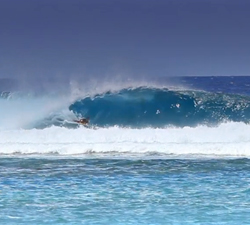 Reunion bodyboard