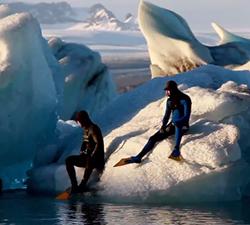 bodyboarding iceland