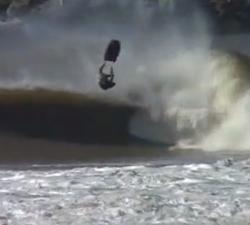 bodyboarding jetty