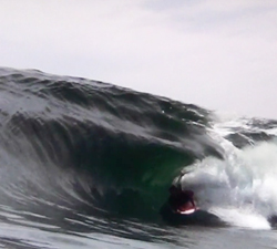 bodyboarding shorebreak rio