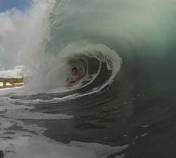 tahiti shorebreak