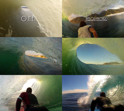 ONE pov bodyboard