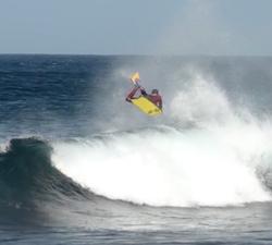 bodyboarding Terceira azores