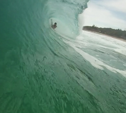 paipo surfing