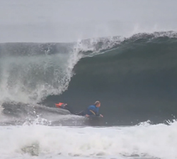 women bodyboarding