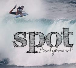 spot bodyboard
