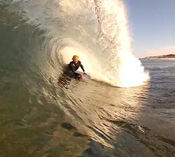 Ryan Hardy Bodyboarding