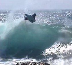 Lucky Rats bodyboarding movie chile