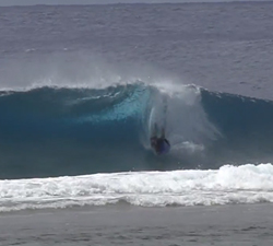 south pacific bodyboarding