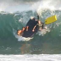 Brazilian shorebreak