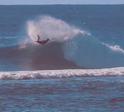 cook islands bodyboarding