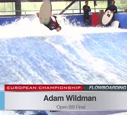 European Flowboarding Championships
