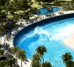 WAVE MASTER wave pool