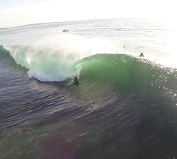 matt hall bodyboarding